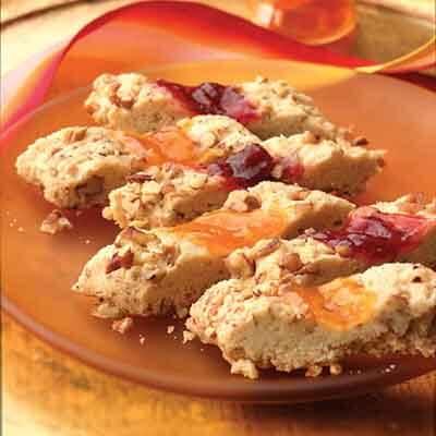 Nutmeg Thumbprint Cookies Recipe