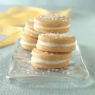 Gluten-Free Lemon Sandwich Cookies Recipe