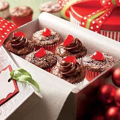 Brownie Cherry Bites Image