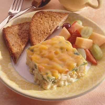 Potato Egg Bake Image