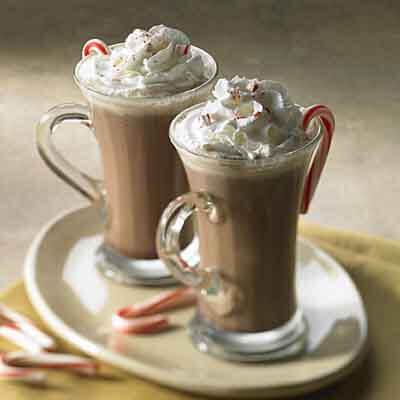 Candy Cane Latte Image