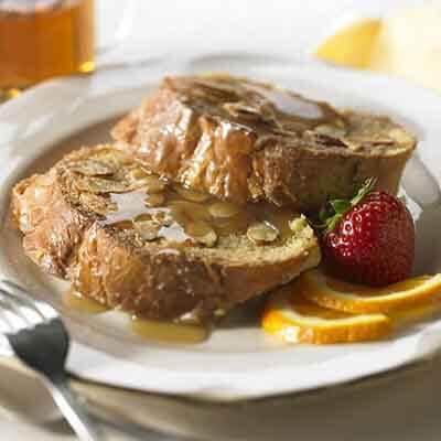 Make-Ahead Vanilla French Toast Image