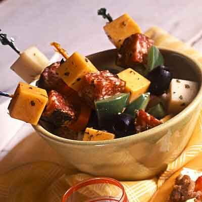 Appetizer Kabobs Recipe