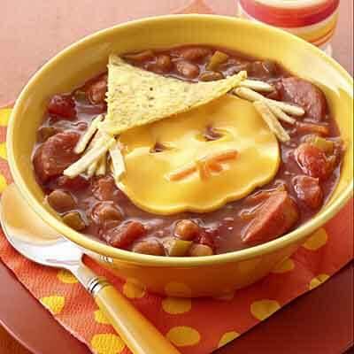 Baked Bean & Kielbasa Stew Image