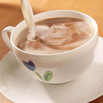 Raspberry Crème Coffee Image