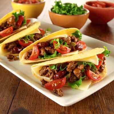 Beef Tacos Image