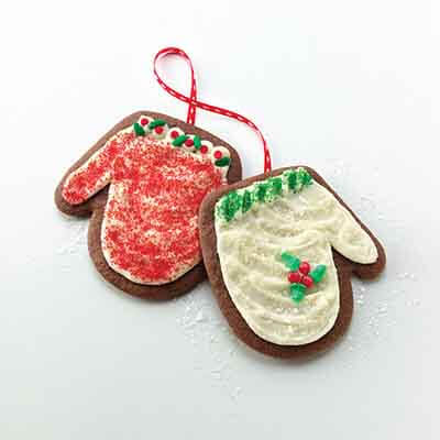 Double Chocolate Mittens Image