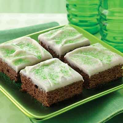 Irish Cream Brownies Image