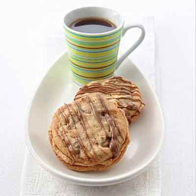Chocolate Chip Sandwich Cookies Recipe