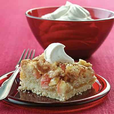 Apple Cookie Cake Image