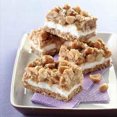 Sweet & Salty Peanut Chews Image
