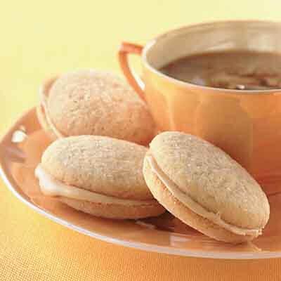 Caramel Filled Cookie Recipe