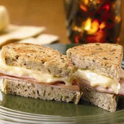 Ham & Cheese Melt Image