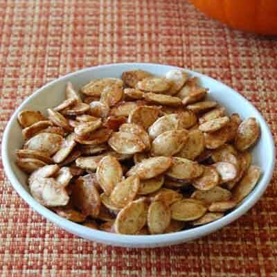 Sugar & Spice Pumpkin Seeds Image