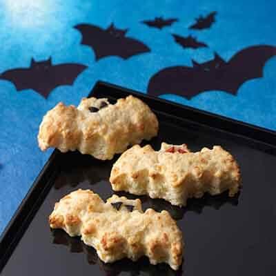 Batty Buttermilk Biscuits Image
