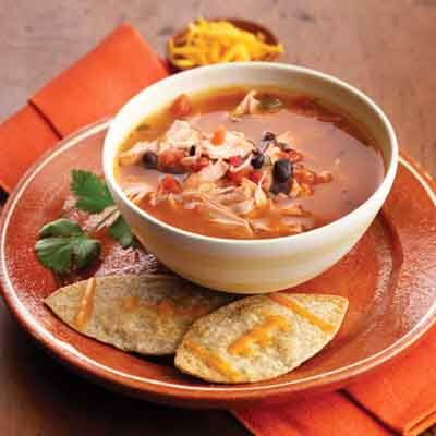 Gametime Mexican Chicken Soup Image