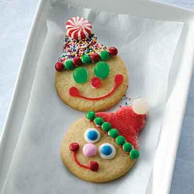Elf Christmas Cookies Recipe