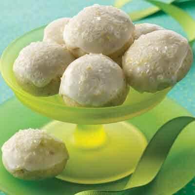 Lemon Pecan Drops Image