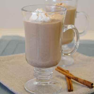Cinnamon Hazelnut Latte Image