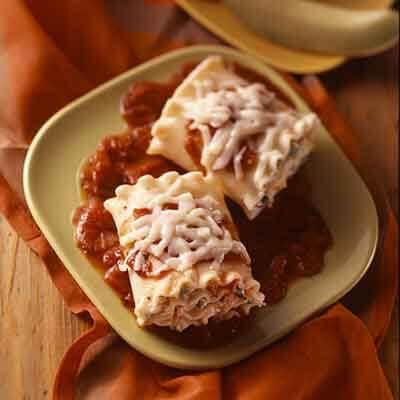 Lasagna Rolls Image