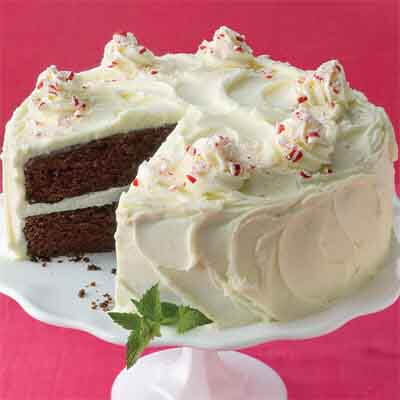 Peppermint Cake Recipe