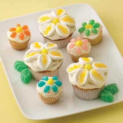 Spring Cupcake Recipes