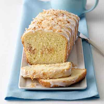 Lemon Coconut Bread Image