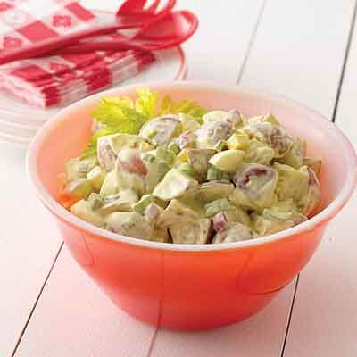 Creamy Potato Salad Image