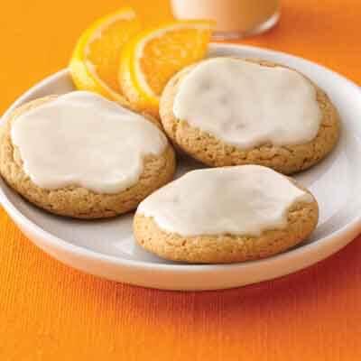 Honey Orange Cookies Recipe