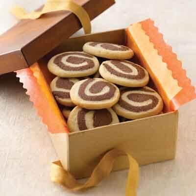 Chocolate Almond Swirls Image