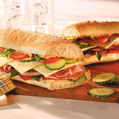 Mediterranean American Loaf Image