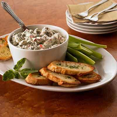 Spinach Parmesan Dip Image