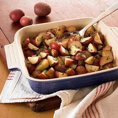 Zesty Roasted Potatoes Image