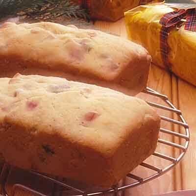 Tropical Pound Cake (Gluten Free Recipe) Image