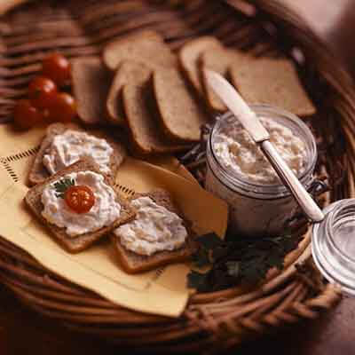 Creamy Blue Cheese Spread Image