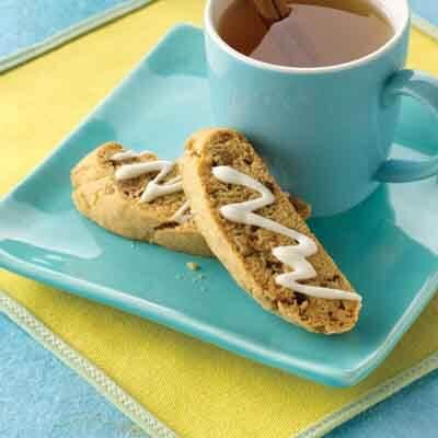 Butter Brickle Biscotti Image
