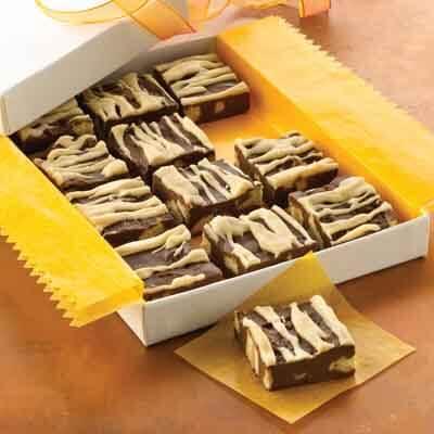 Fudge Bars Recipe