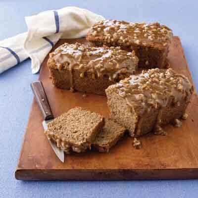 Apple Praline Bread Image