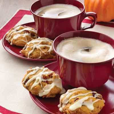 Pumpkin Cranberry Cookies Recipe