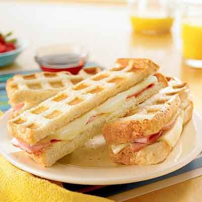 Stuffed Waffle Sticks Image