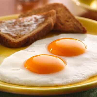 Sunny-Side Up Eggs Image