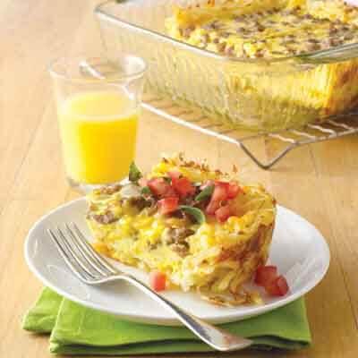 Breakfast Casserole Image