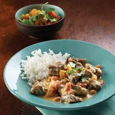 Slow-Cooked Beef Curry Image