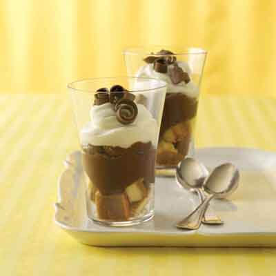 Mocha Pudding Cups Image