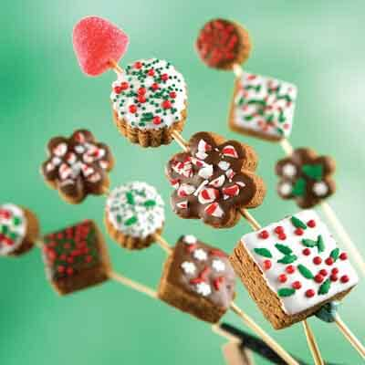Gingerbread Cookie Bites Recipes
