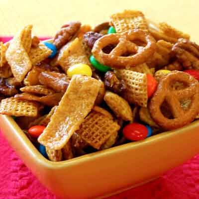 Sweet 'n Salty Snack Mix (Gluten-Free Recipe) Image