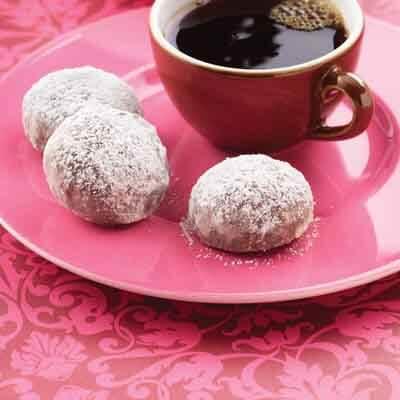Chocolate Cashew Teacakes Image