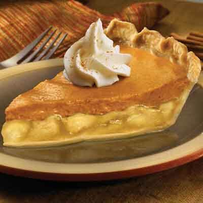 Pumpkin Apple Pie Image