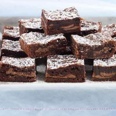 Double Chocolate Brownies Image