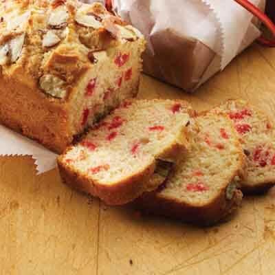 Cherry Amaretto Mini Loaves Image